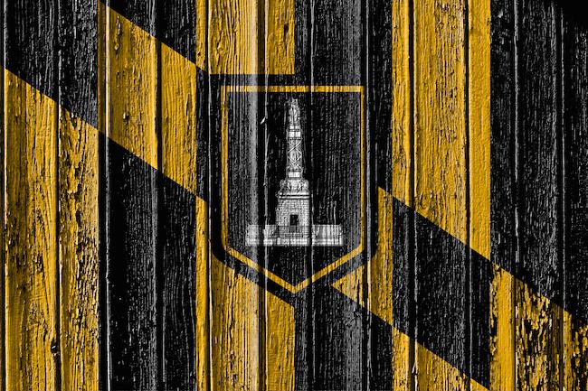 Baltimore City Flag