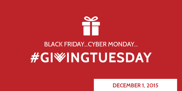 Giving Tuesday Dec 1