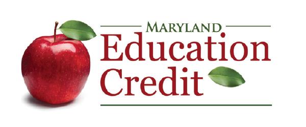 Ask your delegates - md edu credit