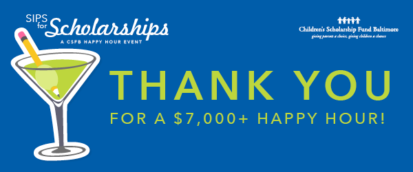 Sips for Scholarships 2016