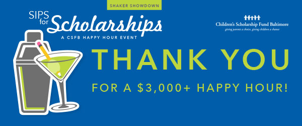 Sips for Scholarships: Shaker Showdown success