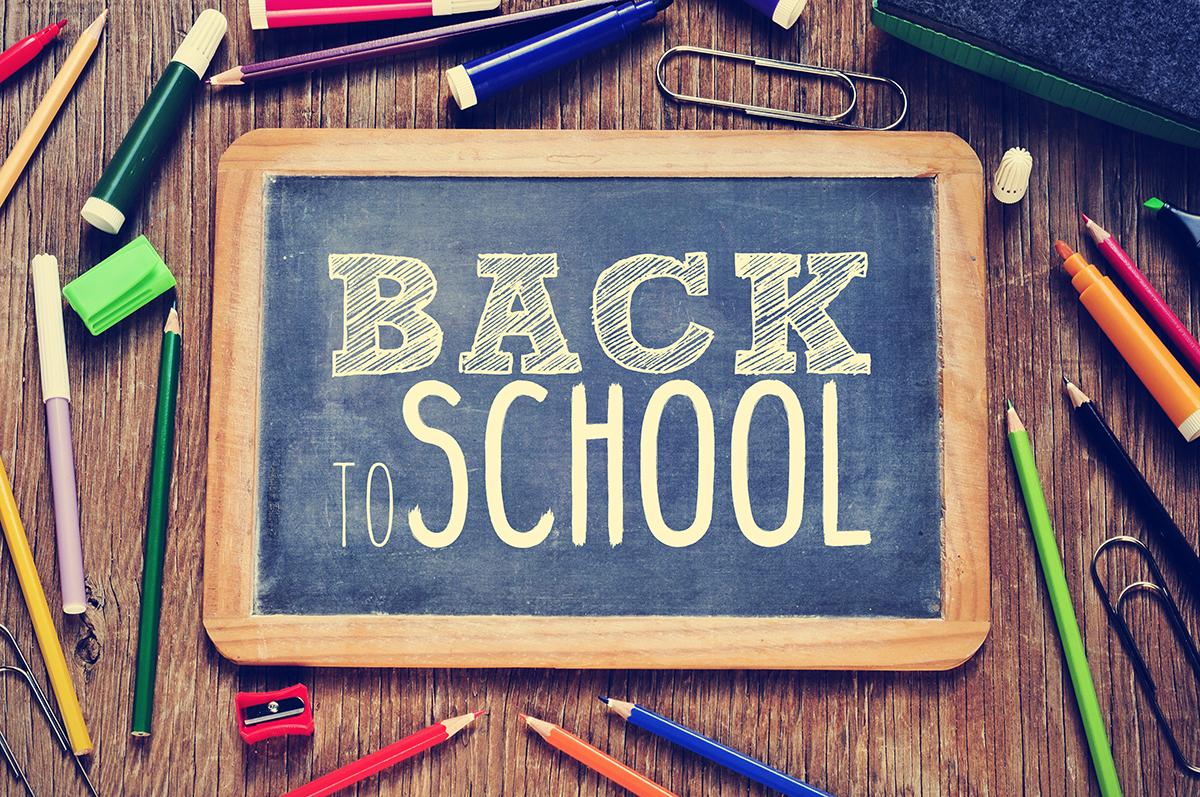 Back to School Blog Header Image